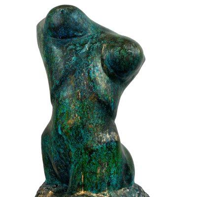 Elevation Corps De Femme Sculpture 09 Moreau