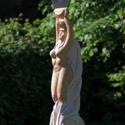 Reine du soleil, Borkel en Schaf 2008,  (xxcm)