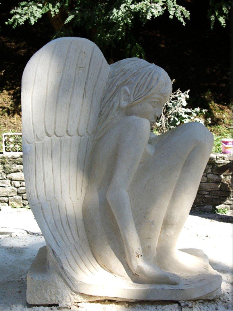 Ange pour la paix, Uzerche 2007