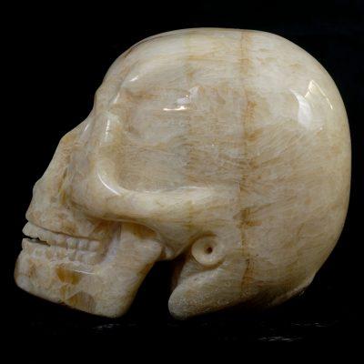 La faille, after the man, sculpture en onyx (30x30x20cm)